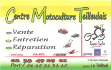 Useful people Centre Motoculture Teilleulais