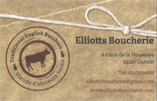 Useful people Elliotts Boucherie