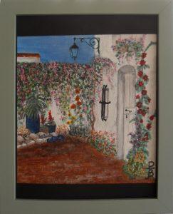 Garden In The Med